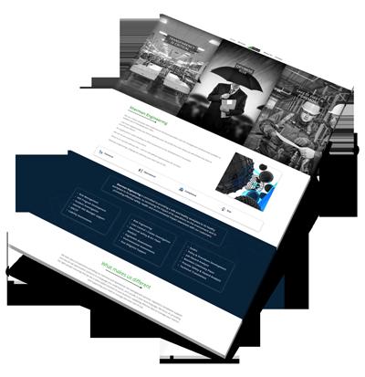 Web Design With Divi Theme- Sherman Engineering