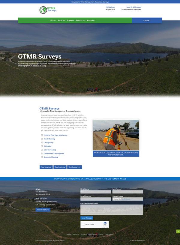 Donutopolis Web Design Project by Webamplo
