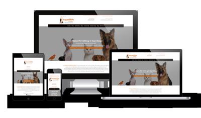 Divi Web Design Project for Fur The Love Of Your Pet