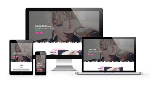 Webamplo Project Laura Vane