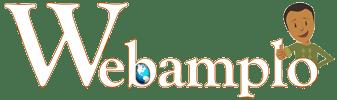 Webamplo Web Design Logo