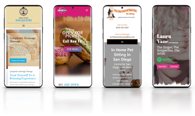 Smartphone Projects by Webamplo